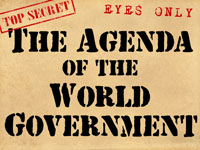 Pastor John S. Torell - message on THE AGENDA OF THE WORLD GOVERNMENT - Resurrection Life of Jesus Church: Carmichael, CA - Sacramento County