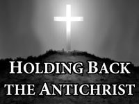 Pastor John S. Torell - message on HOLDING BACK THE ANTICHRIST - Resurrection Life of Jesus Church: Carmichael, CA - Sacramento County;