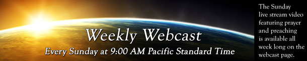 View Church Webcast - Resurrection Life of Jesus Church. Carmichael, CA, Sacramento County - information about: sermons, sermon outlines, audio sermons, mp3 sermons, monthly newsletter, the flaming sword, eaec, European-American Evangelistic Crusades, John s. Torell, dove magazine, weekly messages, spiritual warfare, deliverance, demonic oppression, demonic possession, deliverance ministry,  king james bible, online christian book store