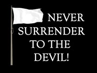 Pastor John S. Torell - sermon on NEVER SURRENDER TO THE DEVIL! - Resurrection Life of Jesus Church: Carmichael, CA - Sacramento County