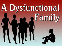 Pastor John S. Torell - sermon on A Dysfunctional Family - Resurrection Life of Jesus Church: Carmichael, CA - Sacramento County
