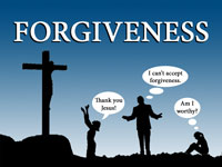 Pastor John S. Torell - sermon on FORGIVENESS - Resurrection Life of Jesus Church: Carmichael, CA - Sacramento County