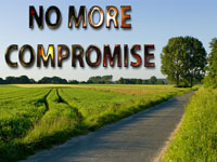 Pastor John S. Torell - sermon on NO MORE COMPROMISE - Resurrection Life of Jesus Church: Carmichael, CA - Sacramento County