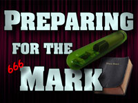 Pastor John S. Torell - sermon on PREPARING FOR THE MARK - Resurrection Life of Jesus Church: Carmichael, CA - Sacramento County