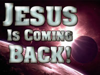 Pastor John S. Torell - sermon on JESUS IS COMING BACK! - Resurrection Life of Jesus Church: Carmichael, CA - Sacramento County