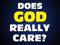 Pastor John S. Torell - sermon on DOES GOD REALLY CARE? - Resurrection Life of Jesus Church: Carmichael, CA - Sacramento County