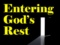 Pastor John S. Torell - sermon on ENTERING GOD'S REST - Resurrection Life of Jesus Church: Carmichael, CA - Sacramento County