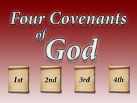 Pastor John S. Torell - sermon on THE FOUR COVENANTS OF GOD - Resurrection Life of Jesus Church: Carmichael, CA - Sacramento County