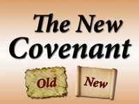 Pastor John S. Torell - sermon on THE NEW COVENANT - Resurrection Life of Jesus Church: Carmichael, CA - Sacramento County
