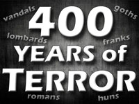 Pastor John S. Torell - sermon on 400 YEARS OF TERROR - Resurrection Life of Jesus Church: Carmichael, CA - Sacramento County