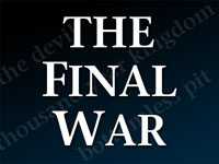 Pastor John S. Torell - sermon on THE FINAL WAR - Resurrection Life of Jesus Church: Carmichael, CA - Sacramento County