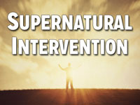 Pastor John S. Torell - sermon on SUPERNATURAL INTERVENTION - Resurrection Life of Jesus Church