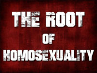 Pastor John S. Torell - sermon on THE ROOT OF HOMOSEXUALITY - Resurrection Life of Jesus Church