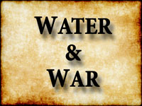 Pastor John S. Torell - sermon on WATER & WAR - Resurrection Life of Jesus Church
