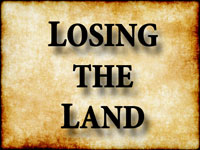 Pastor John S. Torell - sermon on LOSING THE LAND - Resurrection Life of Jesus Church