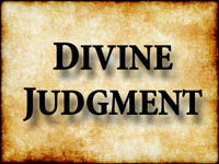Pastor John S. Torell - sermon on DIVINE JUDGMENT - Resurrection Life of Jesus Church