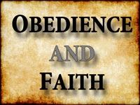 Pastor John S. Torell - sermon on OBEDIENCE & FAITH - Resurrection Life of Jesus Church