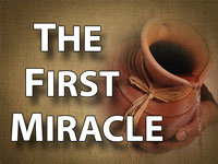 Pastor John S. Torell - sermon on THE FIRST MIRACLE - Resurrection Life of Jesus Church