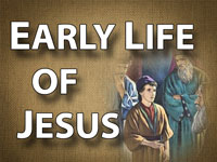 Pastor John S. Torell - sermon on EARLY LIFE OF JESUS - Resurrection Life of Jesus Church