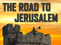 Pastor John S. Torell - sermon on THE ROAD TO JERUSALEM - Resurrection Life of Jesus Church