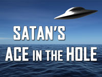 Pastor John S. Torell - sermon on SATAN'S ACE IN THE HOLE - Resurrection Life of Jesus Church