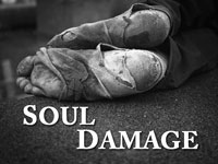 Pastor John S. Torell - sermon on SOUL DAMAGE - Resurrection Life of Jesus Church