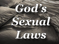 Pastor John S. Torell - sermon on GOD'S SEXUAL LAWS - Resurrection Life of Jesus Church