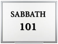 Pastor John S. Torell - sermon on SABBATH101 - Resurrection Life of Jesus Church