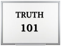 Pastor John S. Torell - sermon on TRUTH 101 - Resurrection Life of Jesus Church