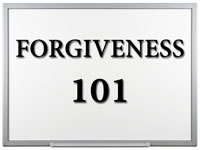 Pastor John S. Torell - sermon on FORGIVENESS 101 - Resurrection Life of Jesus Church