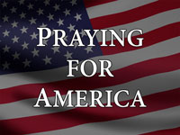 Pastor John S. Torell - sermon on PRAYING FOR AMERICA - Resurrection Life of Jesus Church