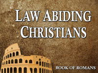 Pastor John S. Torell - sermon on LAW ABIDING CHRISTIANS - Resurrection Life of Jesus Church