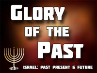 Pastor John S. Torell - sermon on GLORY OF THE PAST - Resurrection Life of Jesus Church