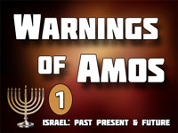 Pastor John S. Torell - sermon on THE WARNINGS OF AMOS - Resurrection Life of Jesus Church