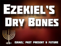 Pastor John S. Torell - sermon on EZEKIEL'S DRY BONES - Resurrection Life of Jesus Church
