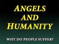 Pastor John S. Torell - sermon on ANGELS AND HUMANITY - Resurrection Life of Jesus Church
