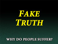 Pastor John S. Torell - sermon on FAKE TRUTH - Resurrection Life of Jesus Church