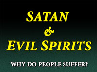 Pastor John S. Torelll - sermon on SATAN & EVIL SPIRITS - Resurrection Life of Jesus Church