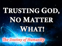 Pastor John S. Torelll - sermon on TRUSTING GOD, NO MATTER WHAT! - Resurrection Life of Jesus Church