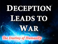 Pastor John S. Torelll - sermon on DECEPTION LEADS TO WAR - Resurrection Life of Jesus Church