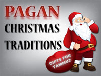 Pastor John S. Torelll - sermon on PAGAN CHRISTMAS TRADITIONS - Resurrection Life of Jesus Church