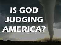 Pastor John S. Torell - message on IS GOD JUDGING AMERICA? - Resurrection Life of Jesus Church: Carmichael, CA - Sacramento County