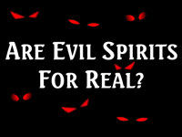 Pastor John S. Torell - sermon on ARE EVIL SPIRITS FOR REAL? - Resurrection Life of Jesus Church: Carmichael, CA - Sacramento County