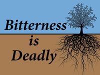 Pastor John S. Torell - sermon on BITTERNESS IS DEADLY - Resurrection Life of Jesus Church: Carmichael, CA - Sacramento County
