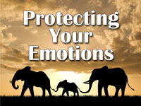 Pastor John S. Torell - sermon on PROTECTING YOUR EMOTIONS - Resurrection Life of Jesus Church: Carmichael, CA - Sacramento County