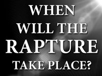 Pastor John S. Torell - sermon on WHEN WILL THE RAPTURE TAKE PLACE? - Resurrection Life of Jesus Church: Carmichael, CA - Sacramento County