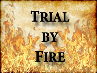 Pastor John S. Torell - sermon on TRIAL BY FIRE - Resurrection Life of Jesus Church