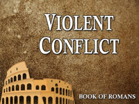 Pastor John S. Torell - sermon on VIOLENT CONFLICT - Resurrection Life of Jesus Church